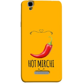 FUSON Designer Back Case Cover For YU Yureka :: YU Yureka AO5510 (Radio Mirchi Show Hot Love Guru Teacher Mantra)