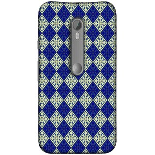 FUSON Designer Back Case Cover for Motorola Moto X Style :: Moto X Pure Edition (Best Wallpaper Nice Colourful Drawing Borders Cloth)