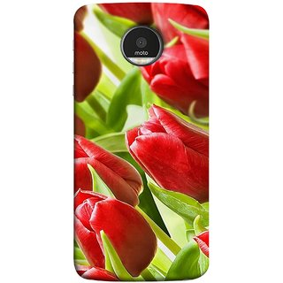 FUSON Designer Back Case Cover for Motorola Moto Z Force :: Motorola Moto Z Force Droid for USA (Close Up Red Roses Chocolate Hearts For Valentines Day)