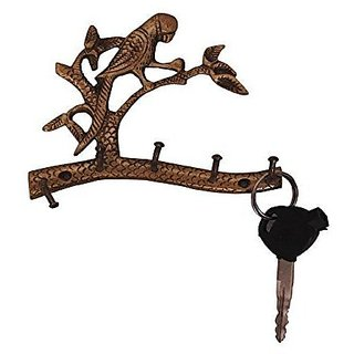 Shaks Traders PARROT KEY HOLDER- PACK OF 1