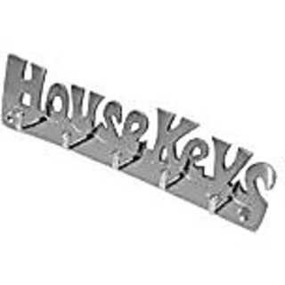 Shaks Traders HouseKeys ss Finish 5 pin key holder