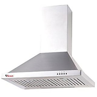Ekko Beeta SS 60 BF 1100m3/hr Electric Kitchen Chimney
