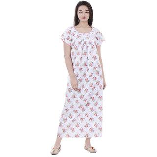 Buy Women Cotton Nighty 29896404b
