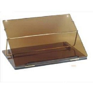 Writing Table Top Pure Acrylic Sheet Premium Quality Size 1521 Inch 8mm  Transparent BROWN SMOKE