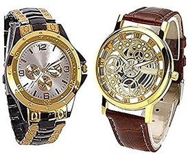 Shree New And Latest Design Analog Watch For Men And Bo - 133580376