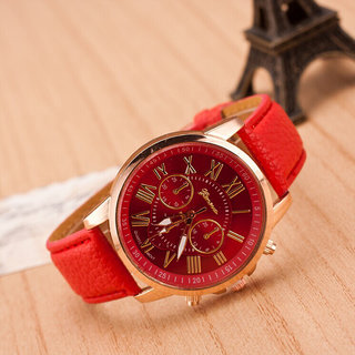 GENEVA DESIGNER EXCLUSIVE ANALOG WATCH FOR WOMEN/LADIES