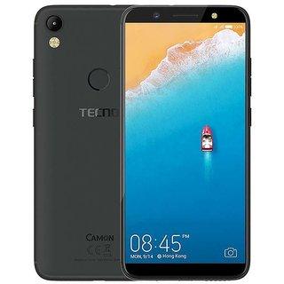 competitive price dfda6 ad95d Tecno Camon IN5 (3 GB, 32 GB, Midnight Black)
