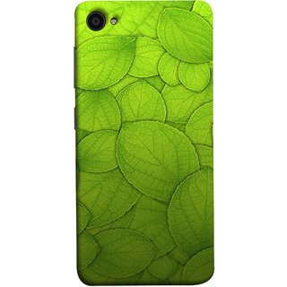 FUSON Designer Back Case Cover For Lenovo Zuk Z2 Plus (Leaf On Water Ajwain Leaves Beautiful Nice )