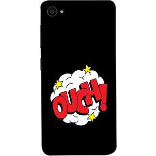 FUSON Designer Back Case Cover For Lenovo Zuk Z2 Plus (Nice Words Lag Gayi God Bless Ohhh White Cloud Stars )