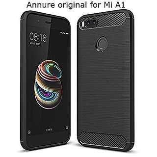 Soft TPU Leather Carbon Fiber Cover for  A1Case Anti-Knock Shockproof Armor Cover Full Protection.