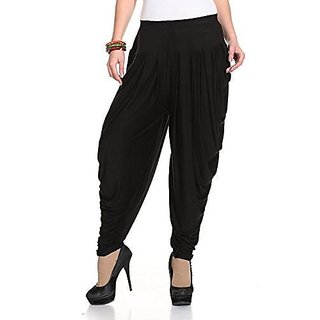 Women's Lycra Dhoti Pants For Women Patiyala Dhoti Lycra Salwar
