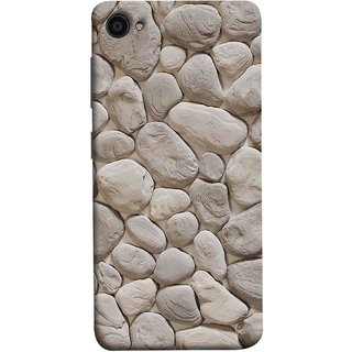 FUSON Designer Back Case Cover For Lenovo Zuk Z2 Plus (Landscape River Old Rock Sizes Irregular Shapes Mat)