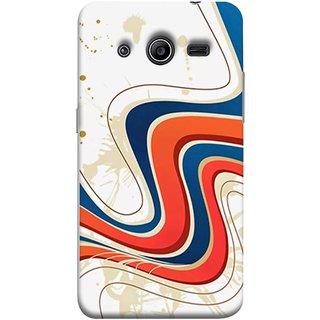 FUSON Designer Back Case Cover for Samsung Galaxy Core 2 G355H :: Samsung Galaxy Core Ii :: Samsung Galaxy Core 2 Dual (Vector Digital Illustration Best Wallapper Pattern)