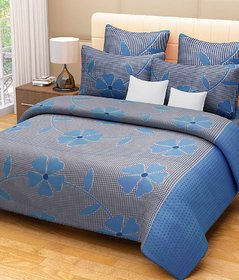 angel homes cotton double bedsheet