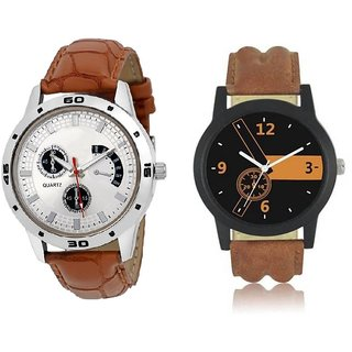 KDS With Lorem Browen Combo Stylist Professional Watch For Men Boys BY KDS