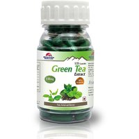 Green Tea Extract - 50 Polyphenol - 120 Capsules - 500m