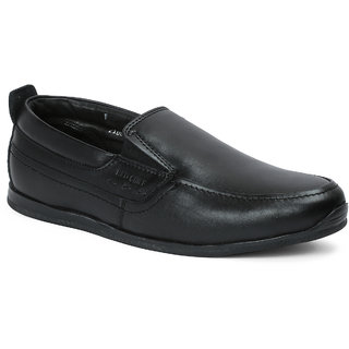 Red Chief Black Men Formal Leather Shoes (RC21005 001)
