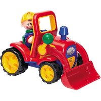 Tolo First Friend Construction Vehicle For Kids