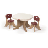 Step2 New Tradational Table & Chair Set For Kids