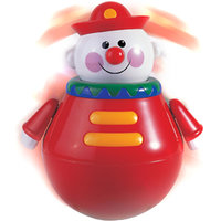 Tolo Roly Poly Chiming Clown For Kids