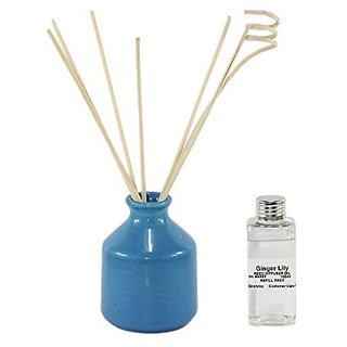 Brahmz Reed Diffuser Set - Ginger Lily - RDFR-2