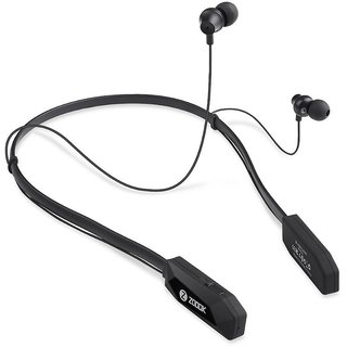 ZOOOK ZB-JAZZ CLAWS BLUETOOTH NECKBAND STEREO HEADSET WITH MIC BLACK