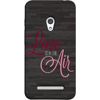 FUSON Designer Back Case Cover For Asus Zenfone 5 A501CG (Yaha Ki Hawa Main Pyar Hai Dosti Yaari)