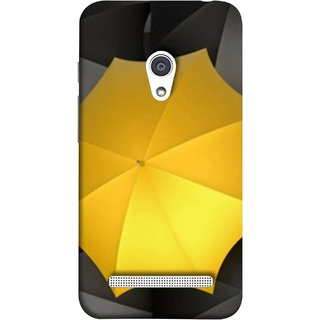 FUSON Designer Back Case Cover For Asus Zenfone 6 A600CG (Putting It All Together Get Recognised Be Different)