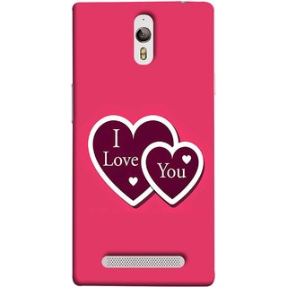 FUSON Designer Back Case Cover for Oppo Find 7 :: Oppo Find 7 QHD :: Oppo Find 7a :: Oppo Find 7 FullHD :: Oppo Find 7 FHD (Pink Red Wallpapers Boyfriends Pure True Relations)