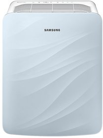 Unboxed Samsung AX40K3020WU/NA 34-Watt Air Purifier (Blue)(1 Year Brand Warranty)