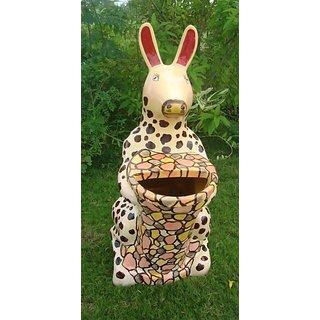 FRP Dustbin- Rabbit
