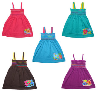 2cbc45b8b33e1 Buy Girls Frocks, Skirts & Sets Online - Upto 91% Off | भारी ...