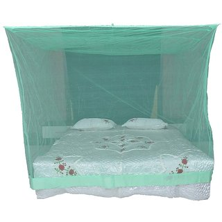 BcH DOUBLE BED MOSQUIT NET (GREEN)
