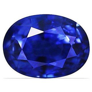 Ratna Gemstone 9.25 Ratti  Sapphire Blue