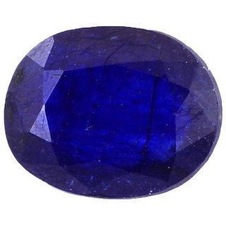 Ratna Gemstone Blue Sapphire (Neeelam) 9.50Carat Certified Natural Rashi Ratan Gemstone