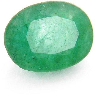 Ratna Gemstone 6.25 Ratti  Natural Cirtified Panna Gemstone (Emerald)