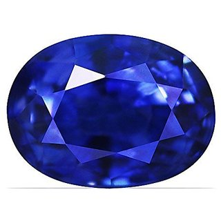 Ratna Gemstone 11.25 Ratti  Sapphire Blue
