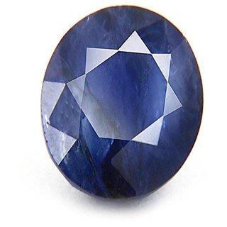 Ratna Gemstone Blue Sapphire (Neeelam) 11.50Carat Certified Natural Rashi Ratan Gemstone