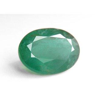 Ratna Gemstone Emerald Stone (Panna)  9.50  Carat Certified Natural Rashi Ratan Gemstone