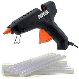 Combo Offer - Glue Gun + 2 Pcs Glue Gun Sticks