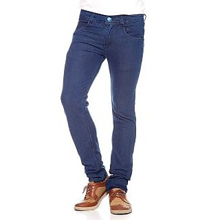 Stylox Men Blue Comfort Fit Jeans