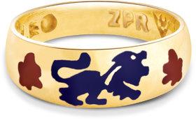 Zodiac Power Ring Leo