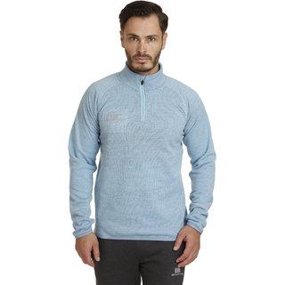 T10 Sports Two Tone Fleece Jacket