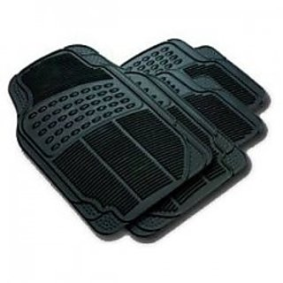 Excellent Quality Car Black Color Foot-Mats