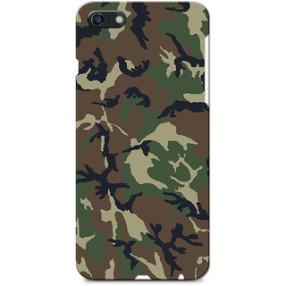 san francisco c5468 64f82 iPhone 6 Case, iPhone 6S Case, Military Army Camouflage Slim Fit Hard Case  Cover/Back Cover for iPhone 6/6S