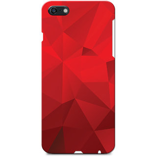 huge discount 9747e fe55f iPhone 6 Case, iPhone 6S Case, Dark Red Crystal Print Slim Fit Hard Case  Cover/Back Cover for iPhone 6/6S