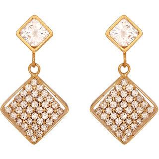 Penny Jewels Oxidized Diamond Fancy Contemporary Handmade Earrings Set For Women  Girls