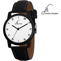 Jack Klein White Dial Black Dial Formal Elegant Watch