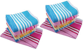 xy decor set of 6 hand towel (yh1)