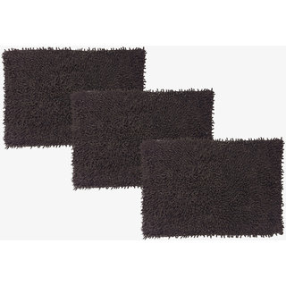 Bathmat Cotton Brown (Karisma-Brown-3)